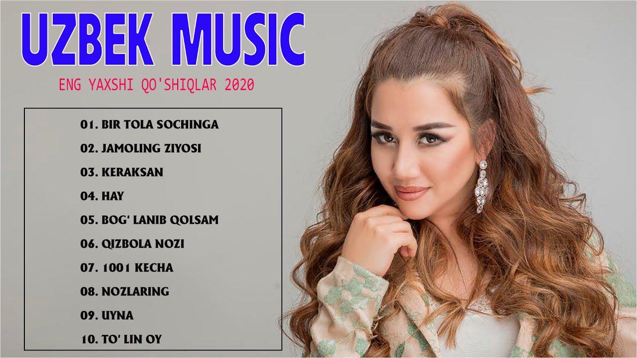 Uzbek Music 2020 - узбекские песни 2020 - Узбекская музыка 2020 # 1