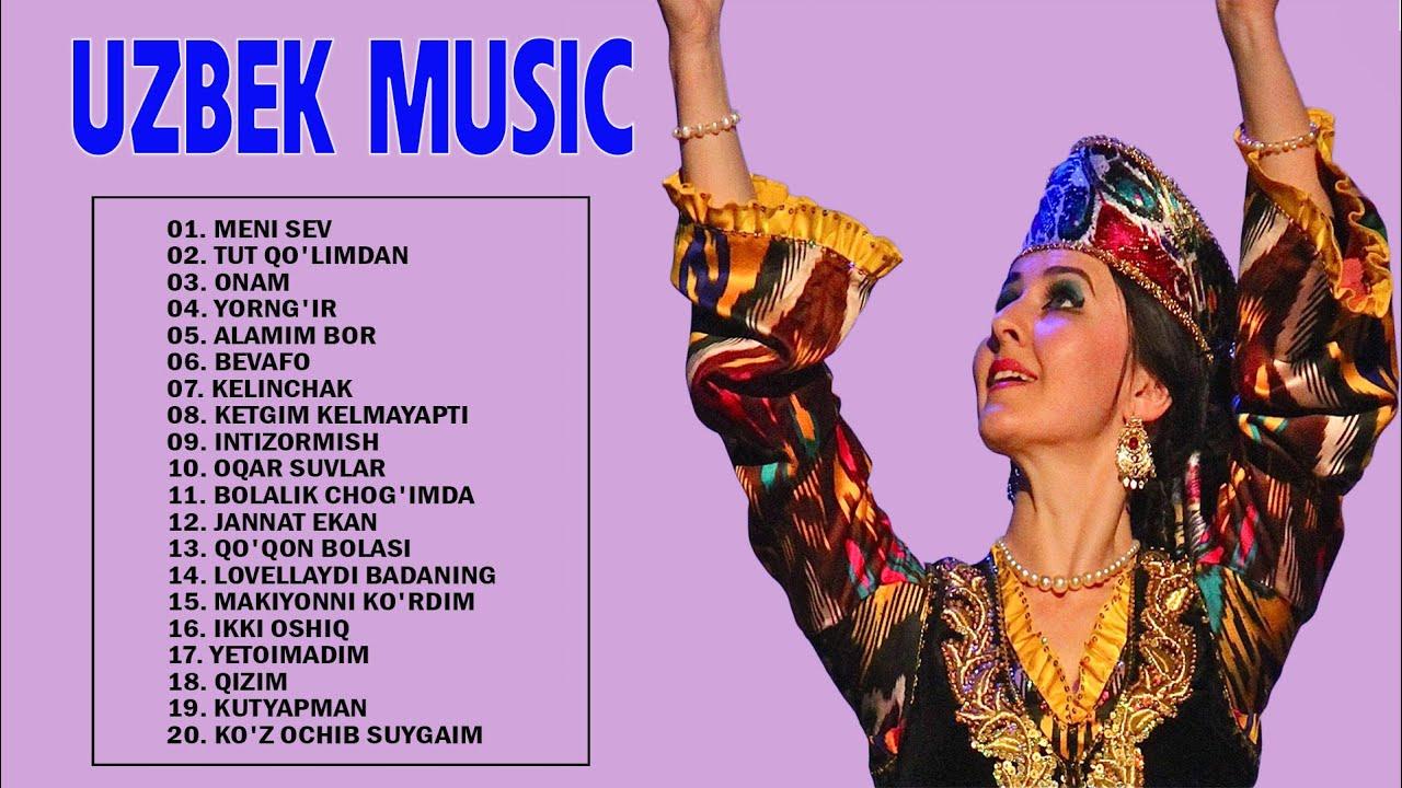 TOP 100 UZBEK MUSIC 2020 - Узбекская музыка 2020 - узбекские песни 2020
