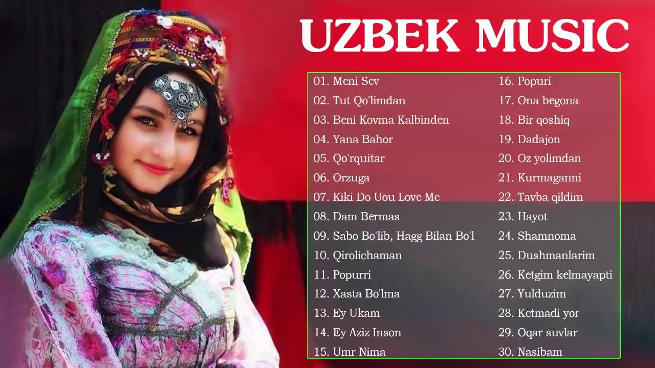 Uzbek Music 2020 - Top 30 Bu Hafta O'zbekcha Issiq Qo'shiqlar 2020