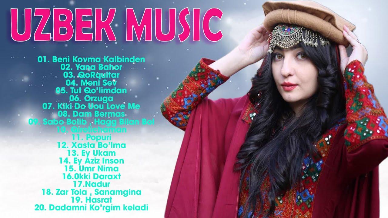 2020 UZBEK MUSIC - Узбекская музыка 2020 - узбекские песни 2020