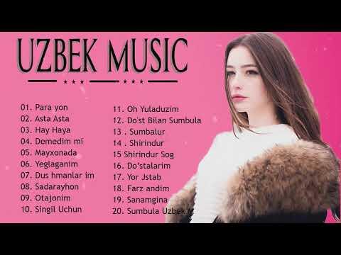 Uzbek Music 2020 - Eng yaxshi qo'shiqlar 2020 - узбекские песни 2020