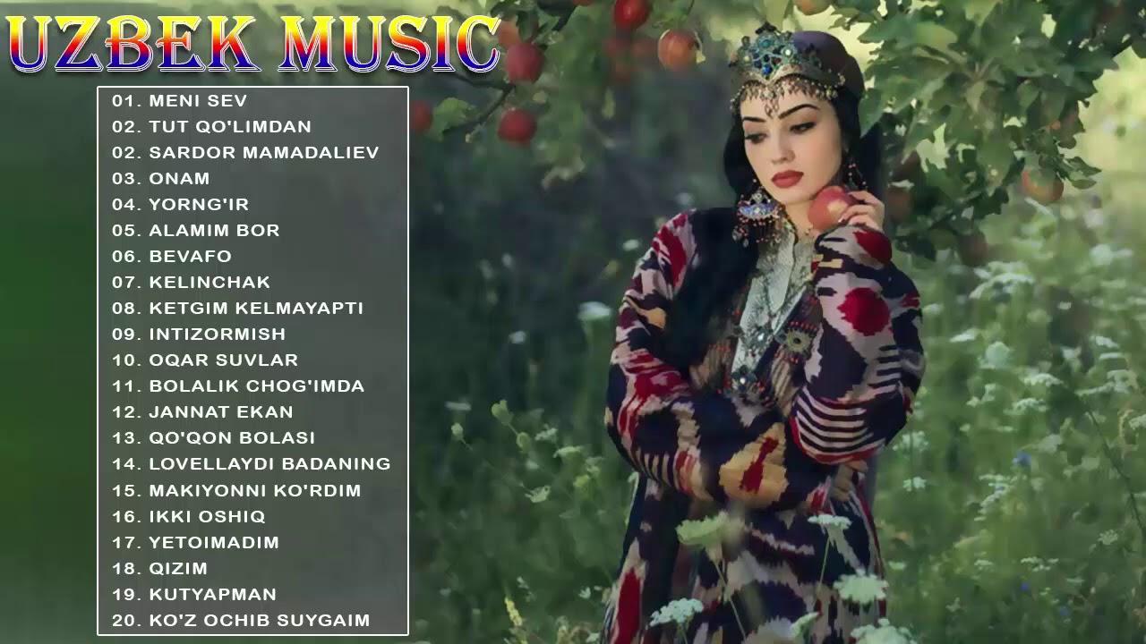 Uzbek Music 2020 - Top 50 Bu Hafta O'zbekcha Issiq Qo'shiqlar 2020