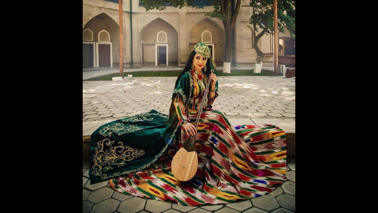 Uzbek classic song - tanovor