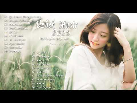 TOP 50 UZBEK MUSIC 2020  - Узбекская музыка 2020 - узбекские песни 2020