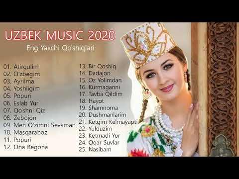 TOP 100 UZBEK MUSIC 2020 || Узбекская музыка 2020 - узбекские песни 2020#1