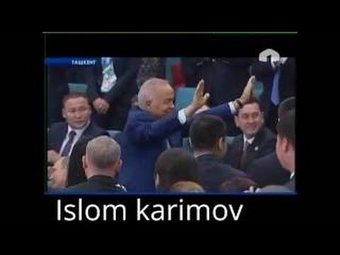 Islom Karimov VIDONOMA, Motam, uzbek song,2016,Uzbekistan, Ўзбекистон, Самарканд,Ислам Кар