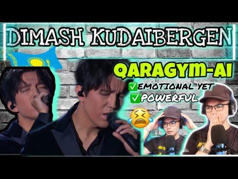 QARAGYM - AI - DIMASH KUDAIBERGEN 🇰🇿- FILIPINO REACTION || EMOTIONAL 😭 YET BRILLIANT POWERFUL||💚