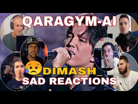 "Qaragym-Ai"" Dimash Kudaibergen | Reactions compilation"