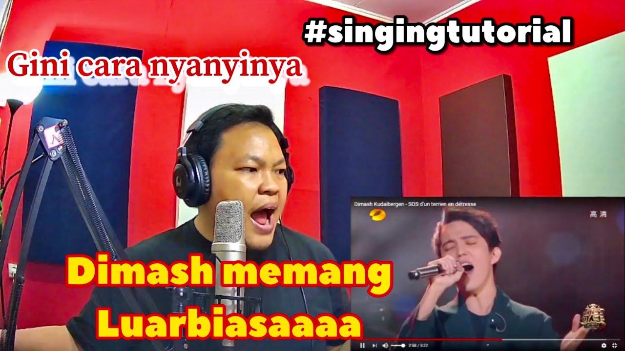 Vocal Coach Reaction and Vocal Review/Tutorial to Dimash Kudaibergen - SOS