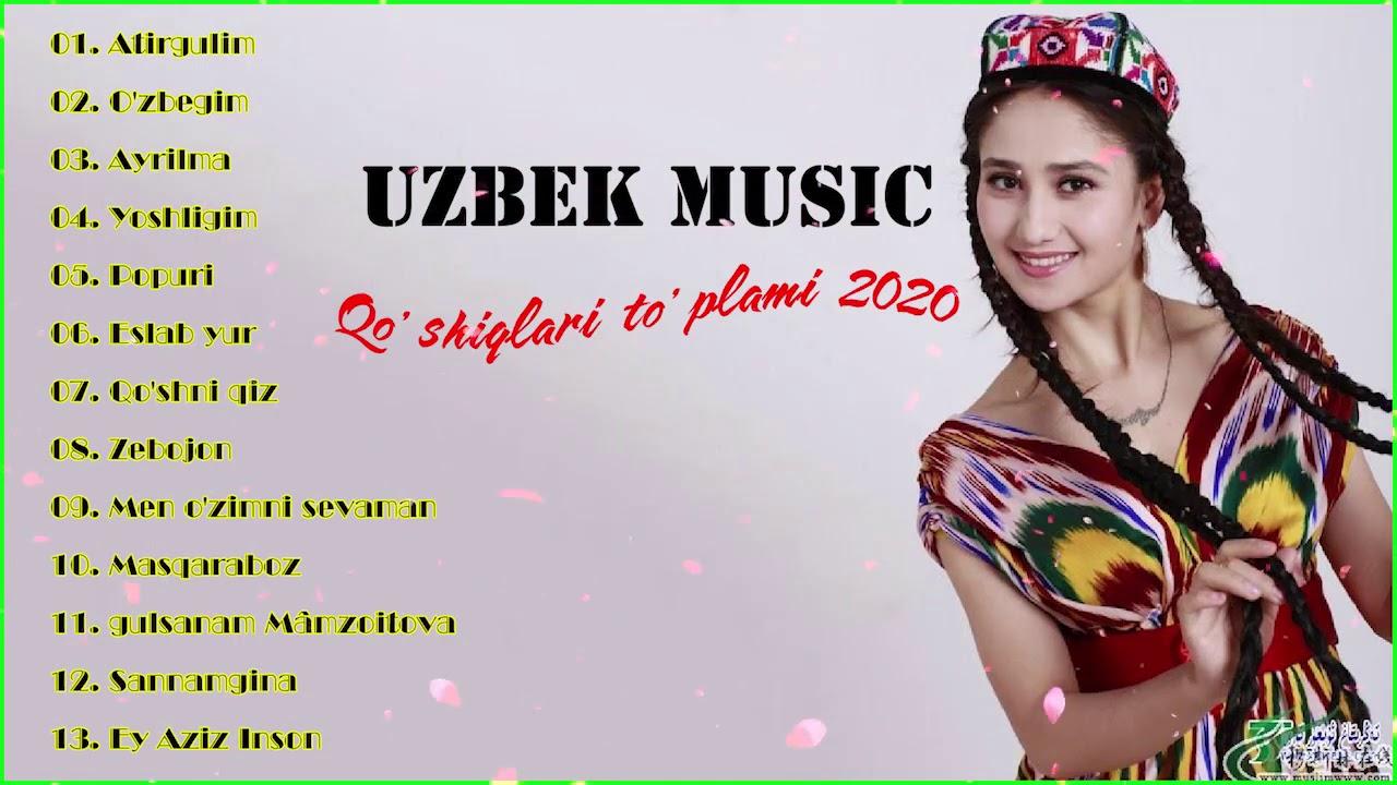 TOP 100 UZBEK MUSIC 2020    Узбекская музыка 2020 - узбекские песни 2020
