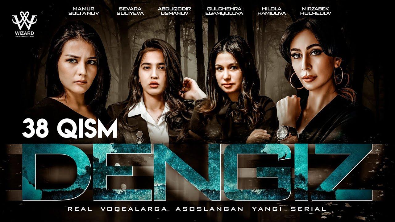 Dengiz (o'zbek serial) 38-qism