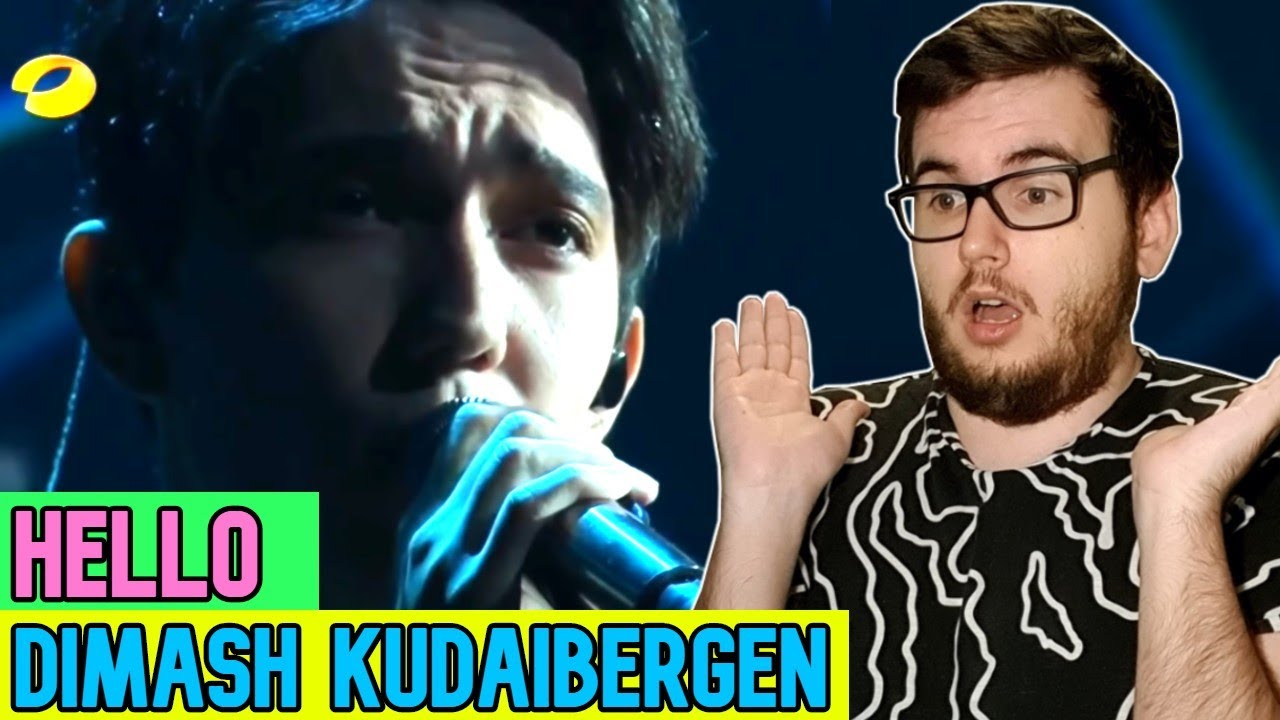 Dimash Kudaibergen - Hello Singer 2018 [REACTION]